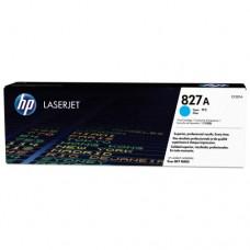 HP 827A Cyan LaserJet Toner Cartridge -  CF301A