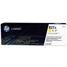 HP 827A Yellow LaserJet Toner Cartridge -  CF302A