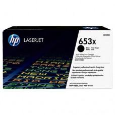 HP 653X Black LaserJet Toner Cartridge -  CF320X