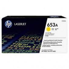 HP 653A Yellow LaserJet Toner Cartridge -  CF322A
