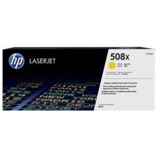 HP 508X Yellow LaserJet Toner Cartridge (JetIntelligence) -  CF362X