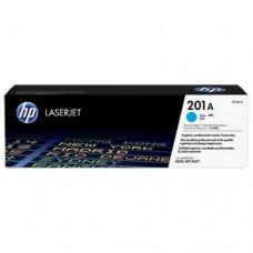HP 201A Cyan LaserJet Toner Cartridge (JetIntelligence) -  CF401A