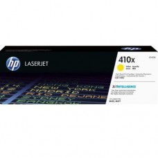 HP 410X Yellow LaserJet Toner Cartridge (JetIntelligence) -  CF412X