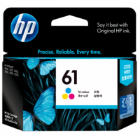 HP 61 Tri-color Ink Cartridge - CH562WA