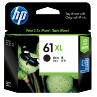 HP 61XL Black Ink Cartridge - CH563WA