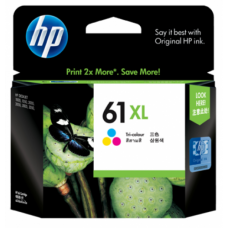 HP 61XL Tri-color Ink Cartridge - CH564WA
