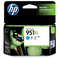 HP 951XL Cyan Officejet Ink Cartridge - CN046AA