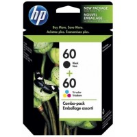 HP 60 Print Cartridge Combo Pack - CN067AA