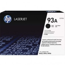 HP 93A Blk Contract LJ Toner Cartridge -  CZ192A