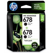 HP 678 Twin Pack - L0S23AA