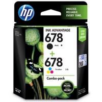 HP 678 Combo Pack - L0S24AA