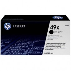 HP Black Laserjet LJ1320 cartridge -  Q5949X