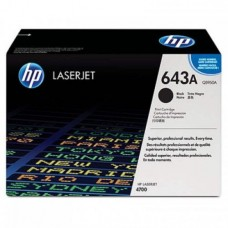 HP Color LaserJet 4700 Black Cartridge -  Q5950A