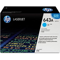 HP Color LaserJet 4700 Cyan Cartridge  -  Q5951A