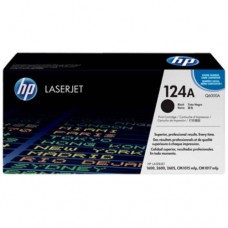 HP CLJ 2600 Series Black Print Cartridge -  Q6000A