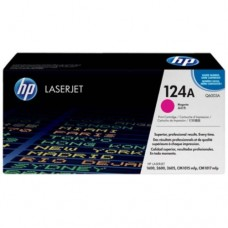 HP CLJ 2600 Series Magenta Print Cartridge -  Q6003A