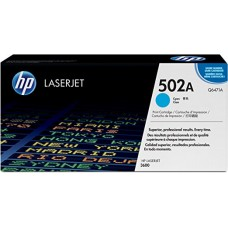 HP Color LaserJet 3600 Cyan Cartridge -  Q6471A