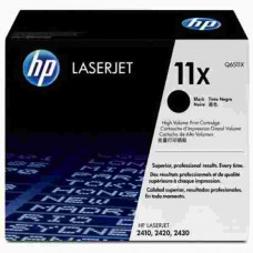 HP Black Laserjet 2400 Series Cartridge -  Q6511X