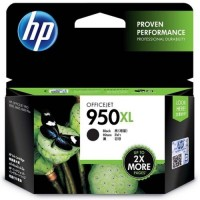 HP 950XL Black Officejet Ink Cartridge - CN045AA