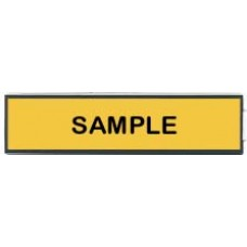 Instant Name Tag 16mmx63mm