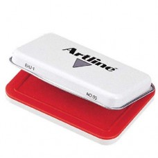 Artline Stamp Pad EHJ-1 - No.00 Red