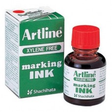Artline ESK-20 - Refill Ink 20ml Red