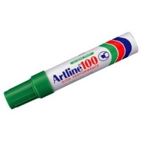Artline 100 Permanent Markers Green