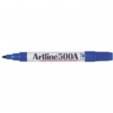 Artline 500A WhiteBoard Marker-Blue 2.0mm