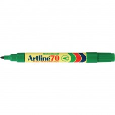 Artline 70 Permanent Markers Green