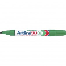 Artline 90 Permanent Markers Green